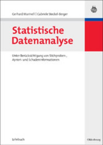eBook Statistische Datenanalyse Cover