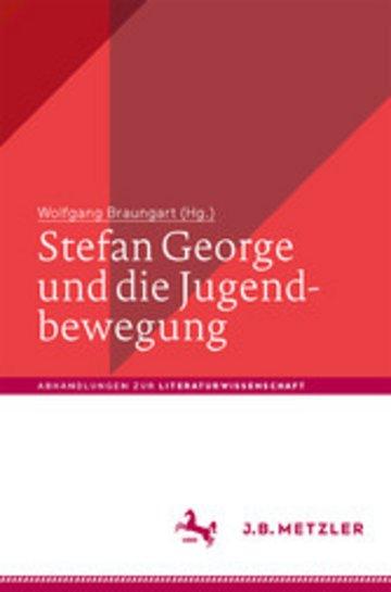 eBook Stefan George und die Jugendbewegung Cover