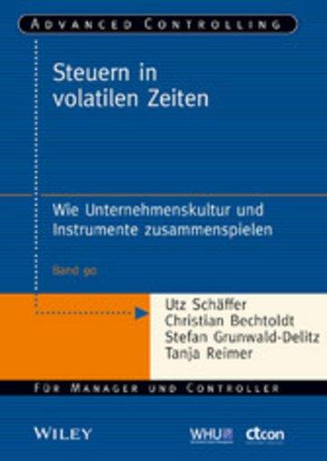 eBook Steuern in volatilen Zeiten Cover