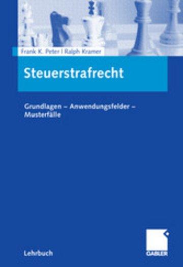 eBook Steuerstrafrecht Cover