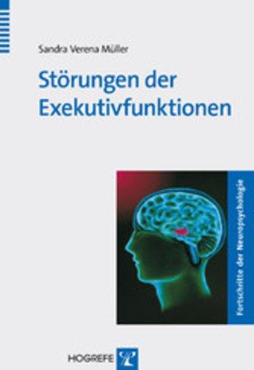 eBook Störungen der Exekutivfunktionen Cover