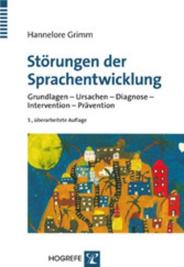 eBook Störungen der Sprachentwicklung Cover