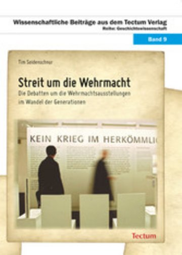 eBook Streit um die Wehrmacht Cover