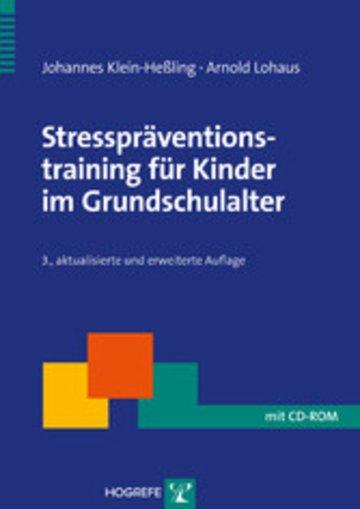 eBook Stresspräventionstraining für Kinder im Grundschulalter Cover
