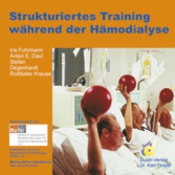 eBook Strukturiertes Training während der Hämodialyse Cover
