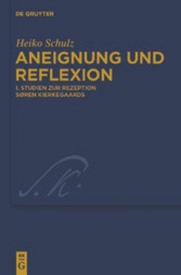 eBook Studien zur Rezeption Søren Kierkegaards Cover