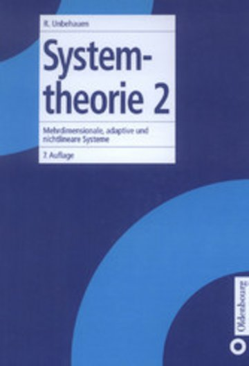 eBook Systemtheorie 2 Cover