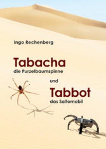 eBook Tabacha die Purzelbaumspinne und Tabbot das Saltomobil Cover