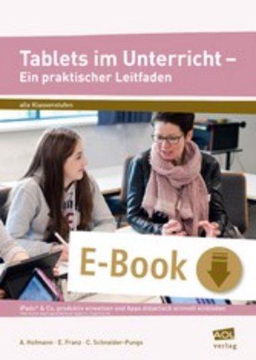 eBook Tablets im Unterricht - Ein praktischer Leitfaden Cover