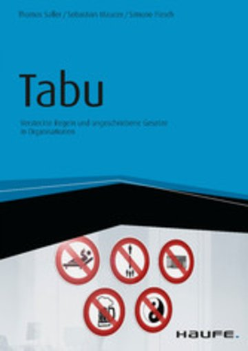 eBook Tabu - Versteckte Regeln und ungeschriebene Gesetze in Organisationen Cover