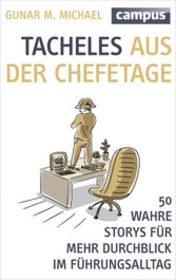 eBook Tacheles aus der Chefetage Cover