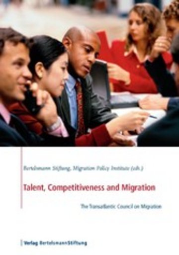 eBook Talent, Competitiveness and Migration Cover
