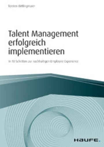 eBook Talent Management erfolgreich implementieren Cover