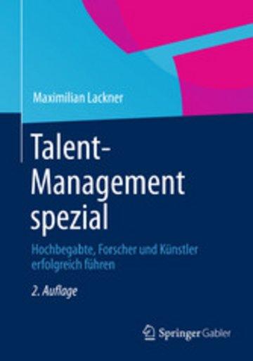 eBook Talent-Management spezial Cover