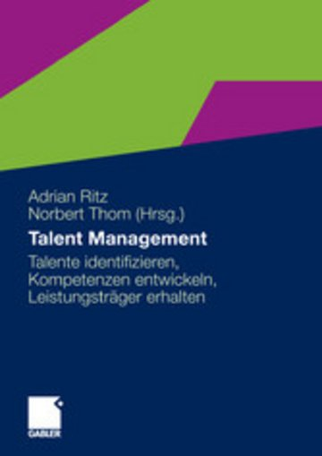 eBook Talent Management Cover