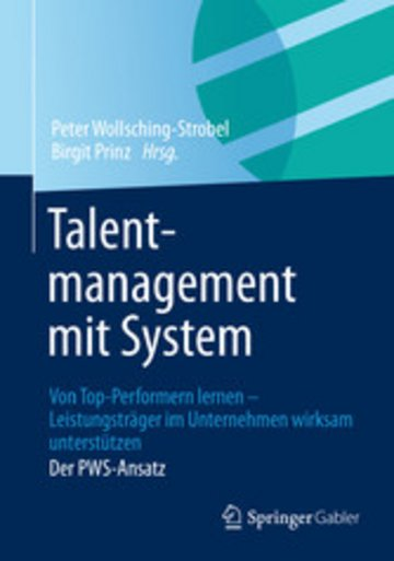 eBook Talentmanagement mit System Cover