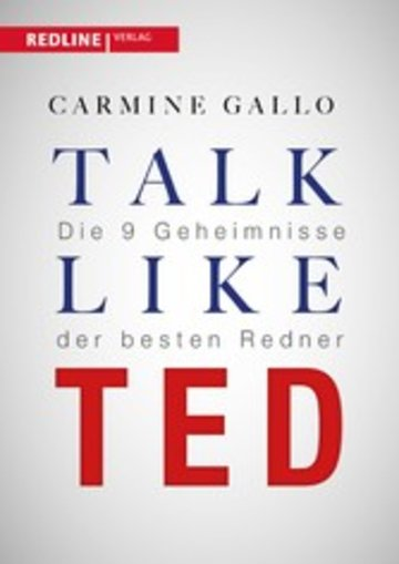 eBook Talk like TED Cover