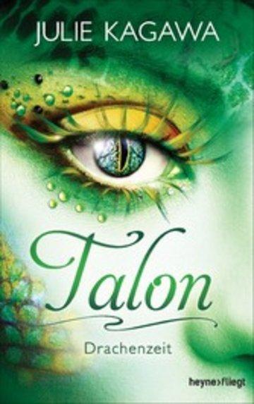 eBook Talon - Drachenzeit Cover