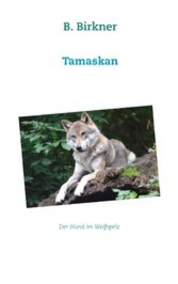 eBook Tamaskan Cover