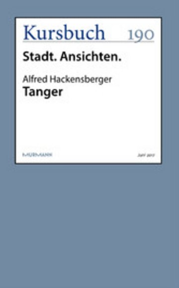 eBook Tanger Cover