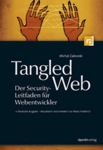 eBook Tangled Web - Der Security-Leitfaden für Webentwickler Cover