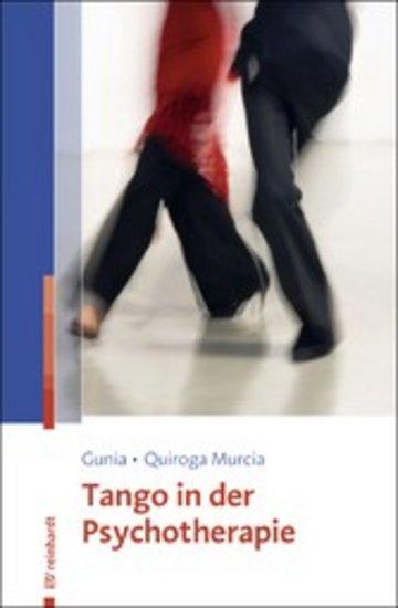 eBook Tango in der Psychotherapie Cover