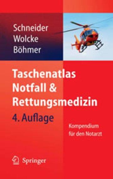 eBook Taschenatlas Notfall & Rettungsmedizin Cover