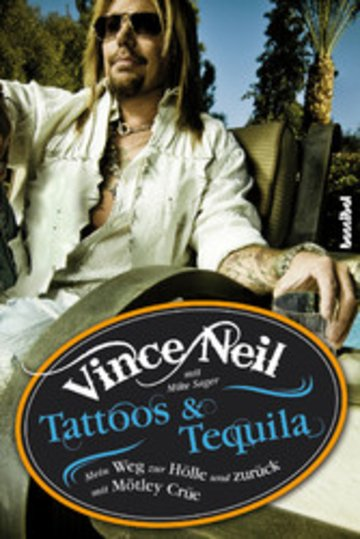 eBook Tattoos & Tequila Cover
