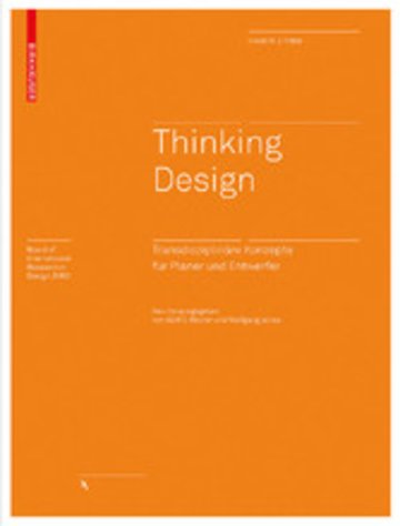 eBook Thinking Design Cover