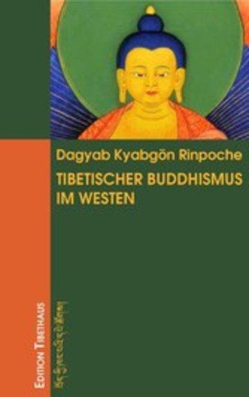 eBook Tibetischer Buddhismus im Westen Cover