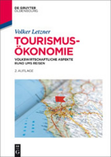 eBook Tourismusökonomie Cover