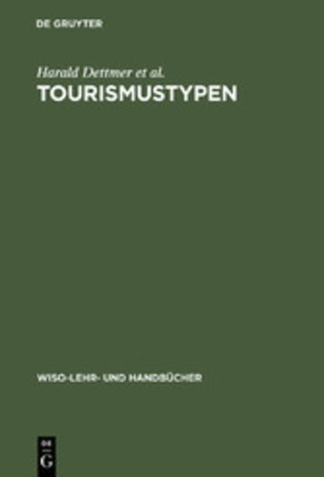 eBook Tourismustypen Cover