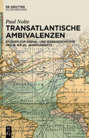 eBook Transatlantische Ambivalenzen Cover