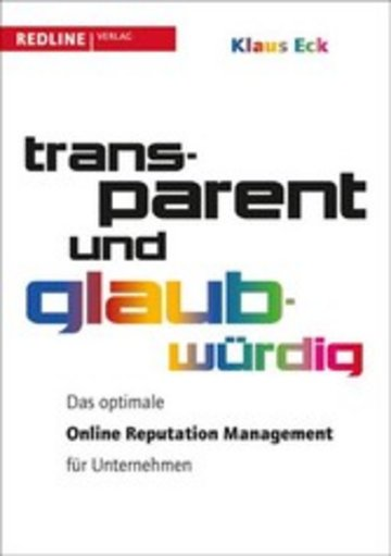 eBook Transparent und glaubwürdig Cover