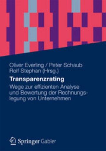 eBook Transparenzrating Cover