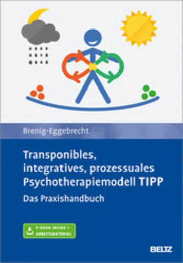 eBook Transponibles, integratives, prozessuales Psychotherapiemodell TIPP Cover