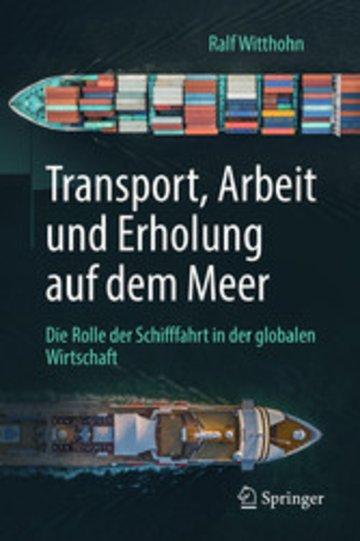 eBook Transport, Arbeit und Erholung auf dem Meer Cover