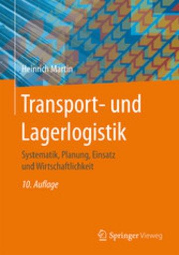 eBook Transport- und Lagerlogistik Cover