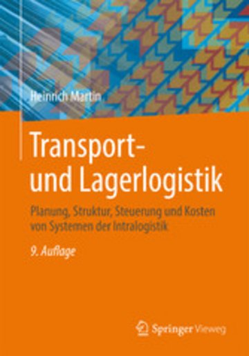 eBook Transport- und Lagerlogistik Cover