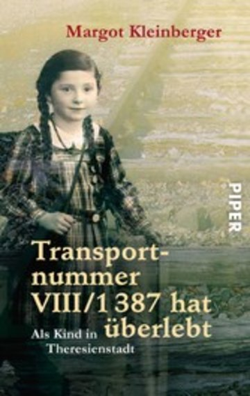eBook Transportnummer VIII/1387 hat überlebt Cover