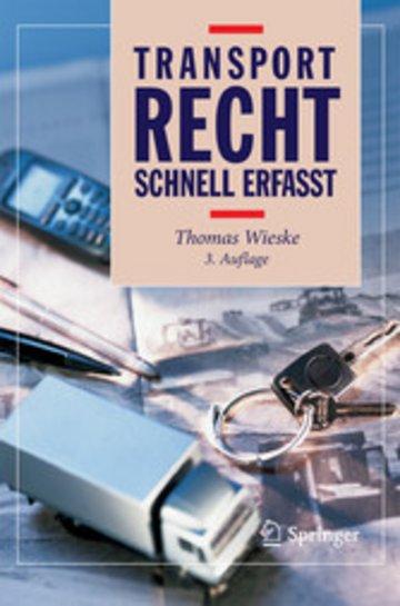 eBook Transportrecht - Schnell erfasst Cover
