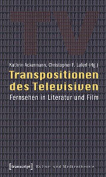 eBook Transpositionen des Televisiven Cover