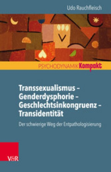 eBook Transsexualismus - Genderdysphorie - Geschlechtsinkongruenz - Transidentität Cover