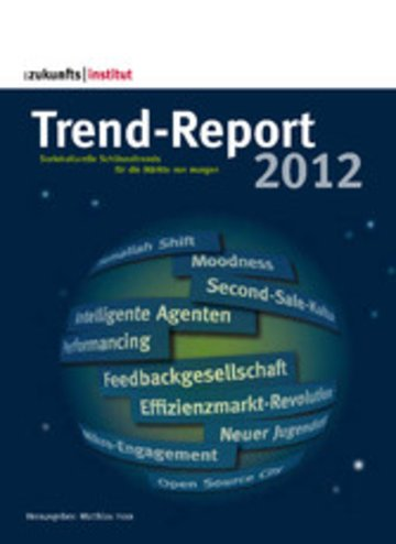 eBook Trend-Report 2012 Cover
