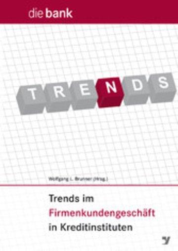 eBook Trends im Firmenkundengeschäft in Kreditinstituten Cover