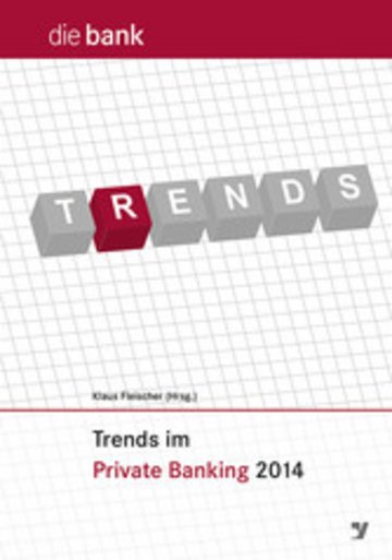 eBook Trends im Private Banking 2014 Cover