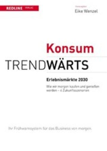 eBook Trendwärts: Erlebnismärkte 2030 Cover