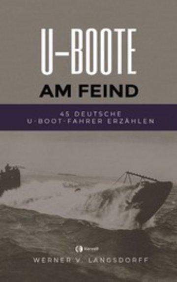 eBook U-Boote am Feind Cover