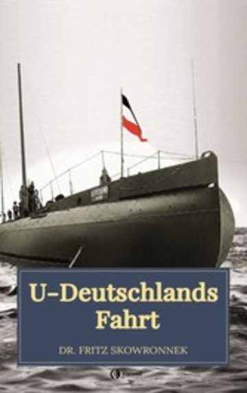 eBook U-Deutschlands Fahrt Cover