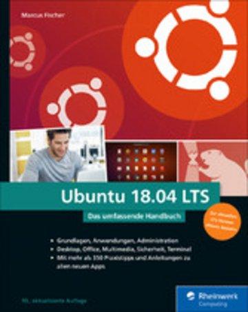 eBook Ubuntu 18.04 LTS Cover